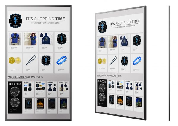 Real LCD Poster von Zygnage