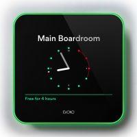 Konferenzräume problemlos verwalten und effizient nutzen! Mit Evoko Liso.