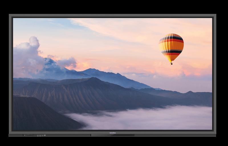 Drahtlos und Mühelos Bildschirm und Dateien teilen! Mit ATLAS von Newline.