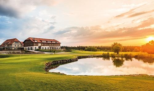 Ländliches und elegantes Anwesen mit Spa-Bereich und 36-Loch-Golfanlage.