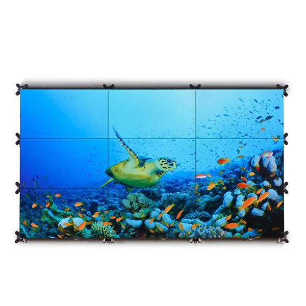 Mühelos und risikofrei installieren und Bildinhalte ungestört über mehrere Bildschirme verteilen! Mit Barco UniSee.