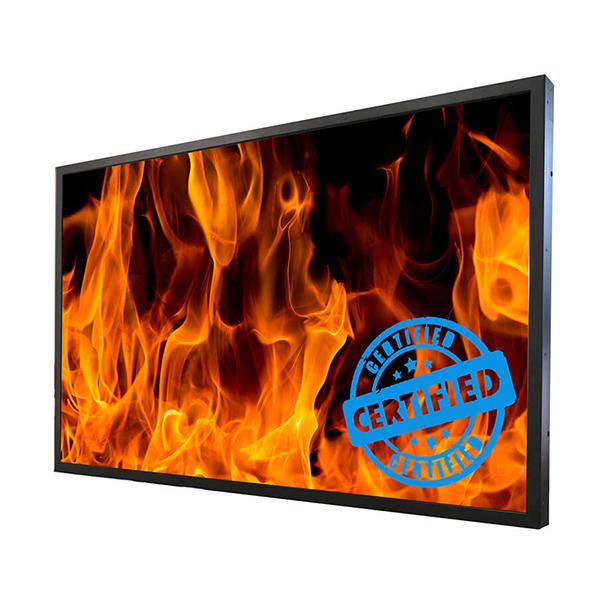 Höchste Sicherheit vor Bränden durch Metallbrandschutzgehäuse mit Touch-Lösung! Mit der Distec BLO Serie.!