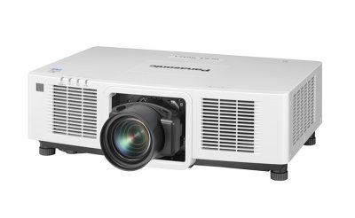 Einfach einrichten und installieren! Mit dem Panasonic Laser Projektor PT-MZ16KL.
