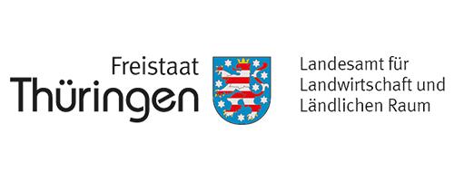 Thüringer Landesamt für Landwirtschaft und ländlichen Raum umfasst die Aufgaben und Behörden der Agrar- und Gartenbauverwaltung und Aufgaben der ländlichen Entwicklung.