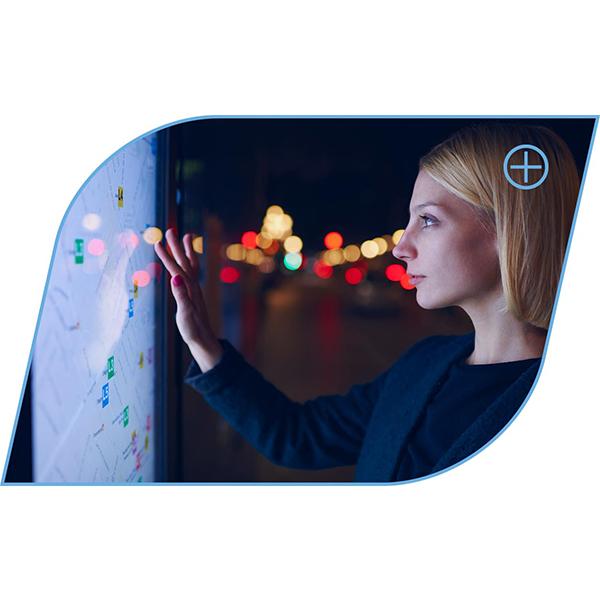 Mit easescreen Informationen, Botschaften und Standorte managen und wachsen lassen.