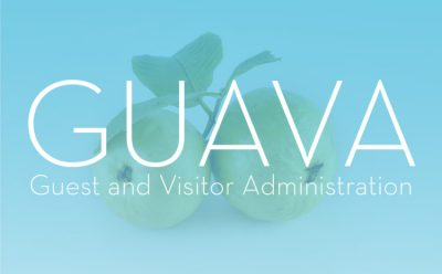 Guava Guest and Visitor Administration - a personalised welcome