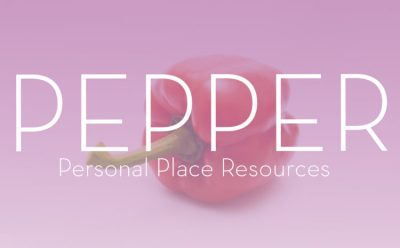 Pepper personal place resources