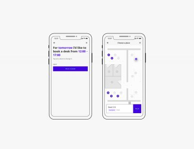 Joan Solution Booking App